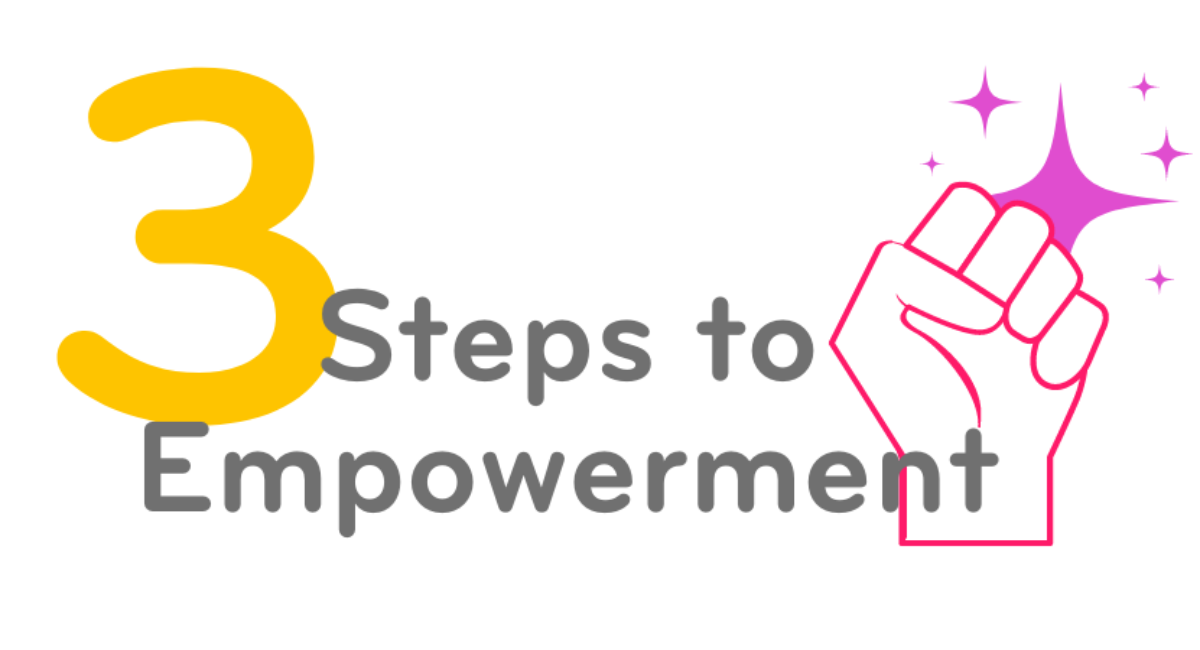 3 Steps to Empowerment