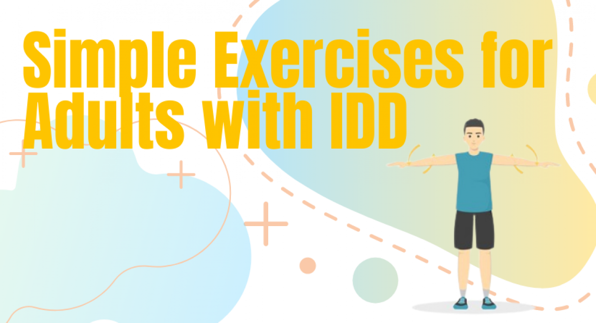 Simple Exercises for Adults with IDD