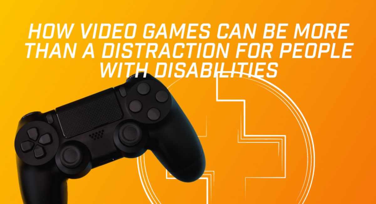 How Video Games Can Be More Than a Distraction for People With Disabilities