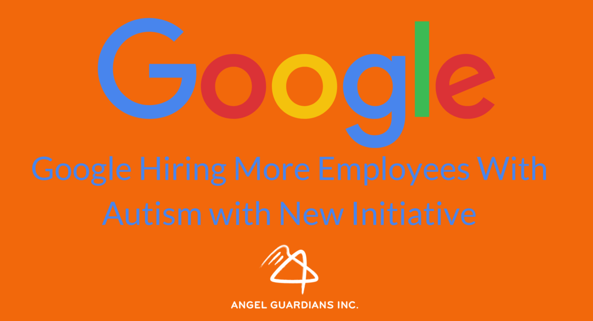 Google Hiring More Employees With Autism with New Initiative