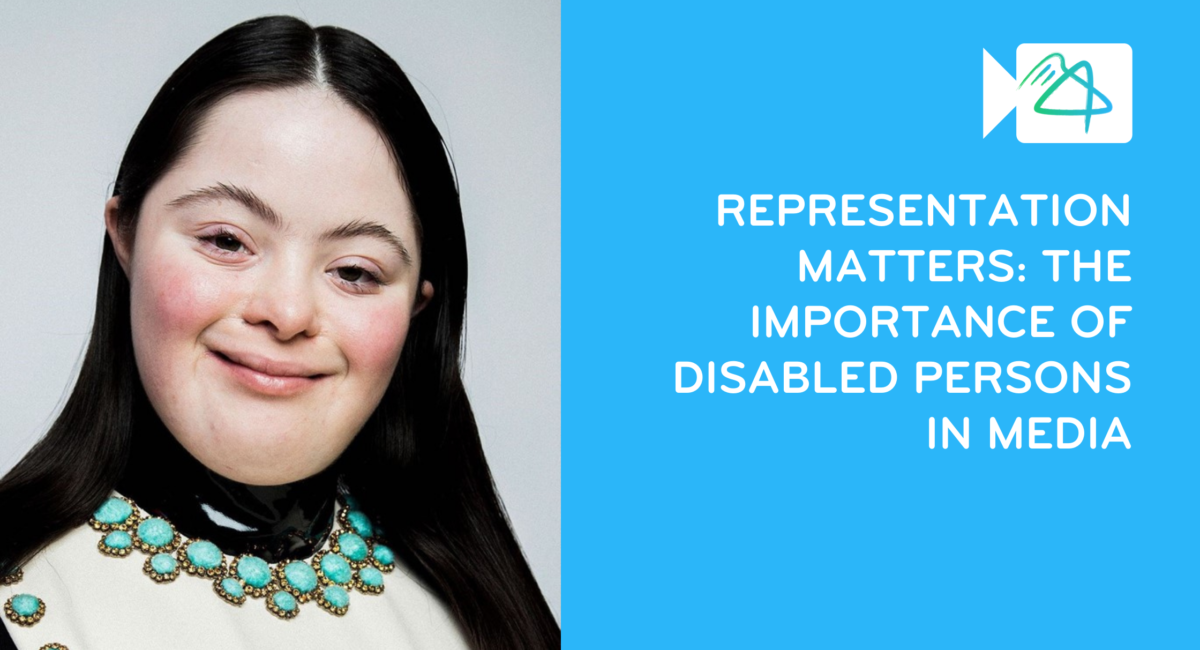 Representation Matters: The Importance of Disabled Persons in Media